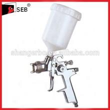 HVLP paint spray gun for auto body
