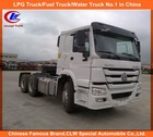 CNHTC Sinotruk HOWO 10 wheeler prime mover, HOWO heavy duty tractor head, HOWO 420hp tractor truck for sale