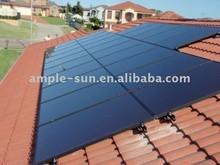 Aluminum frame thin film pv solar module price is best