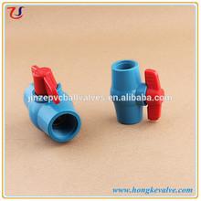 Philippine Plastic PVC Water Pipe Ball Valve