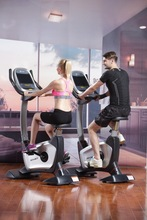 Commercial Upright Bike/Fitness Machine/Gym Equipment/Sports Machine