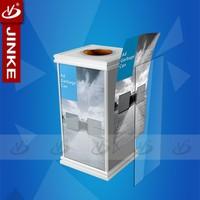 Indoor Advertising Dustbin Pictures For Sale