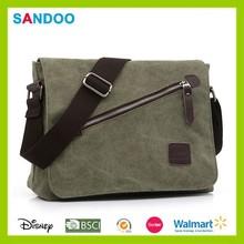 14 inches leisure laptop messenger bag, single shoulder bag