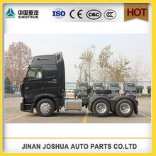 sinotruck 6x4 6x2 howo a7 tractor truck/ Howo A7 Truck/sinotruk howo 380/howo kamyon