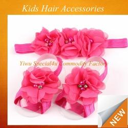 Wholesale cheap flower crown flower baby headgear for girls CLKA-106