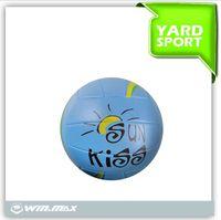Popular yellow/white/green international match standard volleyball,standard size volleyball