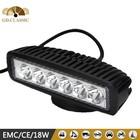 New Arrival 2014 18W LED work lights 18watt 10-30V Truck/Trailer/SUV/Off road/ Boat/ATV tractor working lamp