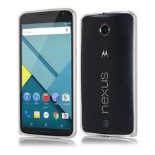 Slim Arc Edge Aluminum Metal Bumper Case For Motorola Google Nexus 6