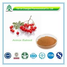 Hot Sale GMP Certificate 100% Pure Natural Aronia chokeberry Extract