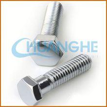 new product china anodized aluminum thumb screw knurled