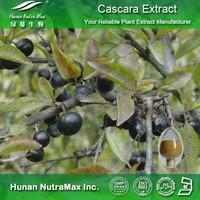 High Quality Cascara Sagrada Herb Extract 5:1 10:1