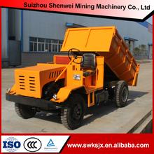 underground mining dump transport vehicle