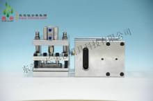 HDPE/LDPE bag Oval Handle Hole punching machine