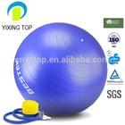 customized yoga exercise ball with logo