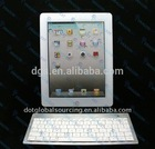 New Suitable Aluminum Wireless Bluetooth Smart Phone Tablet PC Keyboard