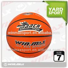 Popular match play basketball size 7,high quality 480g basketball balls,standard basketball size 7