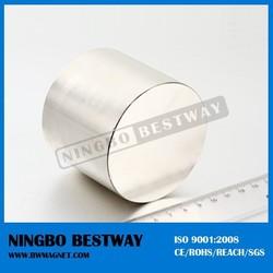 Permanent Cylinder cheap Neodymium Magnet N52 price
