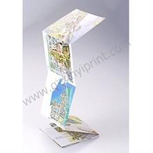 Pliage carte impression fabricant chinois