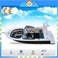 17ft el certificado del ce fueraborda de aluminio barco de pesca con yamaha motor eléctrico