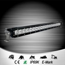 500w 4wd light bar 10'' curved led light bar