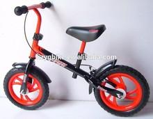 12inch children balance bike toy bicycle for walk
