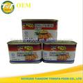 produtos de qualidade 198g conservas de carne de frango almoço