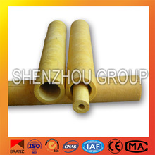 chilled water pipe china glass wool for thermal insulation fire