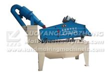 LZ300 single spray sand washing machine