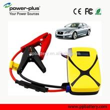 Power All 8000mah Yellow Portable Power Bank and Car Jump Starter