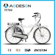 ebike TF704 with 26 alloy frame ce electric bike,motor bicicleta bafang 350w motor