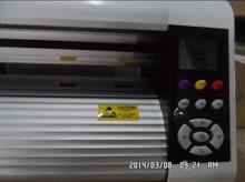 High quality 1.2m large flatbed vinyl printer plotter cutter