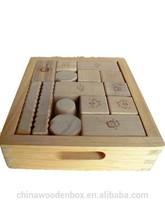 wooden educational toys for little children