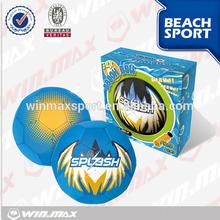 2015 New Fashion Neoprene beach soccer/customized soccer ball