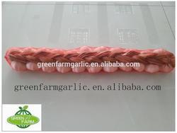 chinese export braid garlic