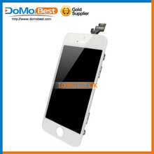 Factory direct sales original for iphone 5 lcd, quick delivery and secure payment