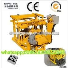 Ghana hollow block machine for sale/ cement brick machine sale