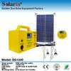 Emergency 20W Mini solar power system for water heating