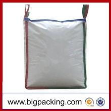 Most popular product PP woven jumbo bag for packing rice, fertilizer, powder Vigin new pp woven jumbo bag big bag fibc
