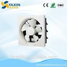bathroom square plastic small exhaust fans