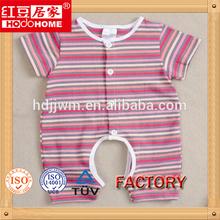2015 hot selling soft baby cotton romper children bodysuits