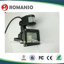 SMD 2835 led 10w flood light sensor new 2014 used ih marine & stadium