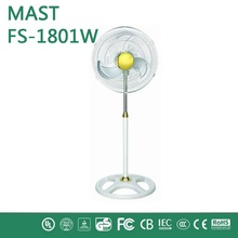 power coated dense grill sliver painted grill industrial stand fan - 2IN1industrial fan white china suppliers