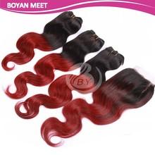 Wholesale soft hair factory cheap body wave unprocessed brazilian virgin hair lace closure