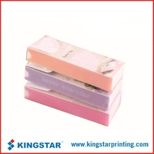 wholesale pp stationery box,children pp pen box,plastic stationery with button