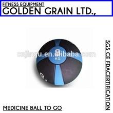 exercise rubber handle medicine ball