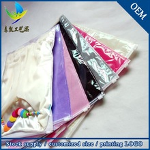 Wholesale New Style Plastic Clothing Wrapping Bag