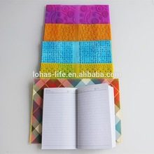 Eco-friendly Silicone Hot Book Cover 3D