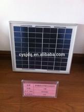 Poly solar panel 15W