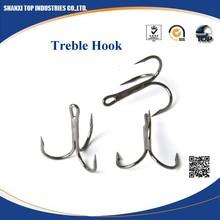 Exported to Japan fishing treble hook best sale fishing treble hooks