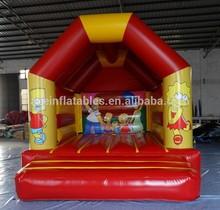 hot sale Simpsons inflatable bouncy castle